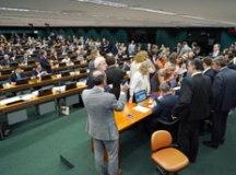 CCJ retomará nesta terça-feira a análise da reforma da Previdência. Foto:  Pablo Valadares/Câmara dos Deputados