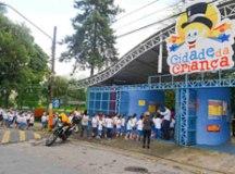 Projetos serão implementados na Cidade da Criança. Foto: Ricardo Cassin/PMSBC