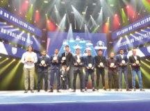 Jogadores foram escolhidos por votação de capitães e técnicos das 16 equipes. Foto: Alexandre Battibugli/FPF