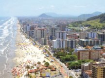 Aluguel de imóvel na praia na Semana Santa custa a partir de R$ 174, diz CreciSP