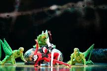 Cirque Du Soleil traz para S.Paulo o espetáculo 'Ovo'