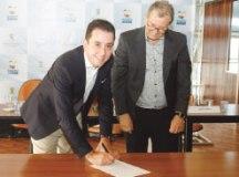 Santo André firma parceria com empresas e lança programa de turismo industrial