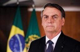 """""""Temos certeza que a Nova Previdência vai fazer o Brasil retomar o crescimento, gerar empregos e, principalmente, reduzir a desigualdade social"""", disse o Presidente Jair Bolsonaro. Foto: Reprodução"""
