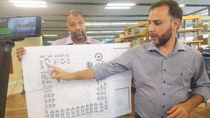 Câmara de Santo André vai iniciar  reforma estimada em R$ 4,8 milhões