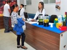 Iniciativa do Saúde Fila Zero, realizada no Centro Hospitalar Municipal, beneficiará cerca de 1,6 mil pessoas. Foto: Angelo Baima/PSA