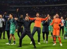 Com três de Lucas, Tottenham vira sobre Ajax e faz sua 1ª final de Liga dos Campeões