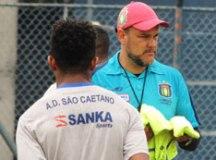 Luiz Gabardo vê um Azulão bastante motivado para lutar pelo resultado positivo no Sul do país. Foto: Fabrício Cortinove/AD São Caetano