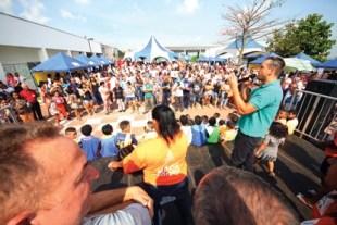 Prefeitura de Diadema realiza o segundo Ação Mãos à Obra do ano