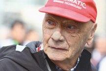 Lauda é um dos maiores pilotos da história da F-1. Foto: Arquivo