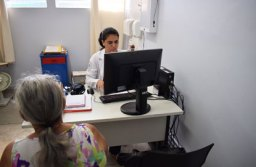 Horário vago pela ausência de um paciente poderia ter sido usado por outro que necessita do atendimento. Foto: Thiago Benedetti/PMD