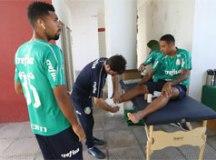 Palmeiras volta à 'era do rádio' em jogo com CSA