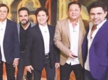 Sertanejos se reúnem após 20 anos para nova turnê. Foto: Reprodução instagram
