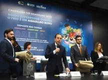 Governo de SP lança Campanha do Agasalho 2019
