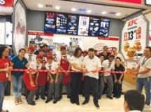Nova unidade KFC em São Bernardo do Campo.  Foto: Divulgação/Michelle Alessio