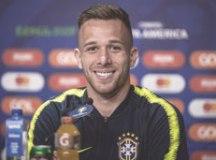"""Arthur: """"Estou mais maduro, mais calejado"""". Foto: Pedro Martins/MoW Press"""