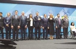 Acordo assinado nesta quarta facilita acesso a projetos inclusivos. Foto: Divulgação/Governo do Estado de São Paulo