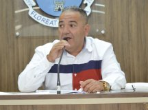 Pretinho do Água Santa assumirá interinamente a prefeitura durante licença do prefeito Lauro Michels. Foto: Arquivo
