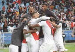 Peru elimina Chile e decide Copa América com Brasil