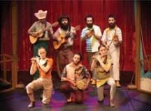 O 'Circo da Cuesta' estreia em São Bernardo neste fim de semana