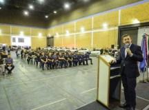 Morando sanciona plano de valorização da Guarda Municipal