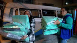 Operação Inverno de Santo André contabiliza 576 acolhimentos com pessoas em situação de rua em cinco noites