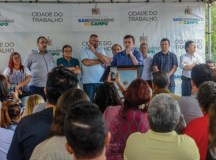 São Bernardo vai regularizar mais de 3.600 imóveis no Jardim Cláudia e no Jardim das Orquídeasf