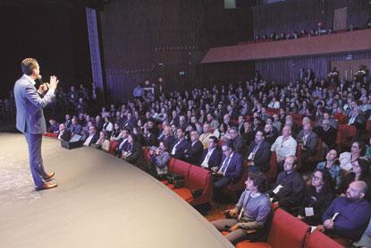 3º Meeting Empresarial de Santo André reúne 500 pessoas para discutir planejamento, inovação e colaboração