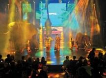 Caps de Santo André promove atividade terapêutica com usuários no circo