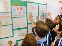 Concurso infantil sobre amamentação ganha exposição em Diadema