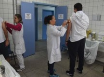 Diadema imuniza mais de 37 mil pessoas contra sarampo