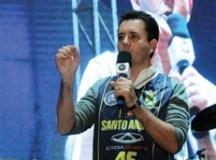 Jogos Escolares de Santo André celebram 50ª edição em evento recheado de estrelas