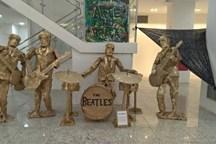 Shopping Praça da Moça recebe exposição de esculturas em papel kraft