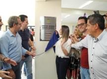 Prefeitura inaugura creche no Jardim Santo André