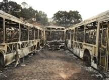 Ceará tem 38 ataques e transfere 257 presos