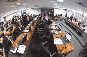 Comissão de Constituição e Justiça  aprova texto-base da reforma da Previdência