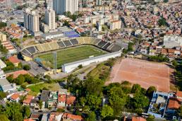 São Bernardo recebe torneio de futebol máster no estádio Primeiro de Maio
