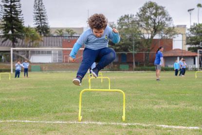 Festival reúne alunos de atletismo dos Centros Educacionais de Santo André