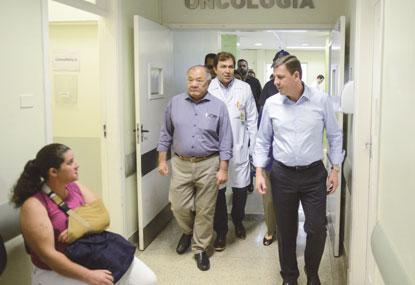S.Bernardo terá 1° hospital público do ABC a oferecer radioterapia