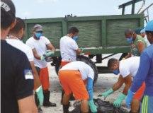 Óleo que vazou foi extraído de três campos na Venezuela