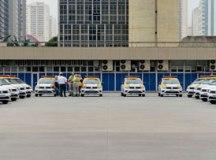 Prefeitura de São Bernardo entrega 14 novas viaturas para o Departamento de Trânsito