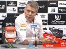 Paulo Autuori confirma que deixará o Santos no final do ano: 'Não quero mais'