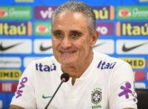 Tite muda a seleção contra a Coreia do Sul