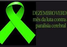Dezembro Verde chama atenção para a questão da paralisia cerebral