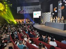 Escola de Ouro Andreense capacita 562 alunos