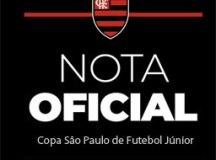Grupo do Água Santa fica sem o Flamengo, que desiste de jogar a Copinha