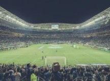 Com grama sintética, Palmeiras jogará mais na arena