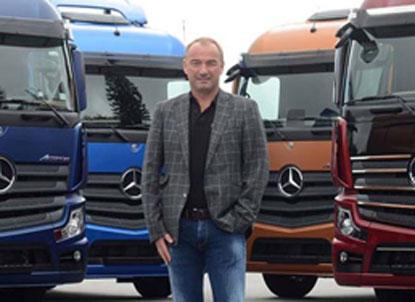 Mercedes-Benz quer voltar a lucrar no país para não depender de matriz
