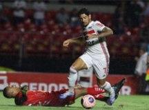 São Paulo tem dois gols anulados e só empata com o Novorizontino