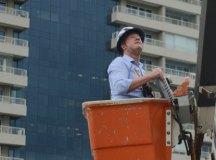 São Bernardo leva o programa Mais Luz às Avenidas Capitão Casa e Dom Jaime de Barros Câmara
