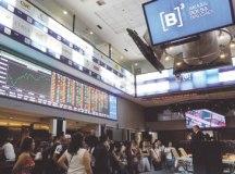 Bovespa cai 7,6% após segunda suspensão de negócios na semana